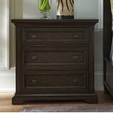 Brentwood 3 Drawer Bachelor's Chest by Barclay Butera