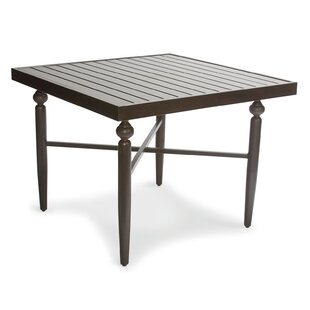 Somerby Aluminum Dining Table