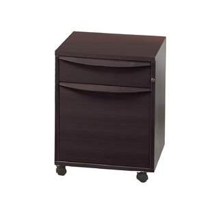 Sit-Stand Series 2-Drawer Filing Cabinet by Haaken Furniture Savings