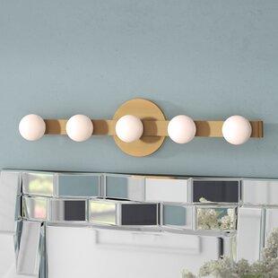 Westcott 5-Light Bath Bar by Willa Arlo Interiors