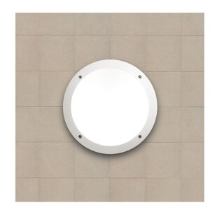 Telly Outdoor Bulkhead Light By Sol 72 Outdoor
