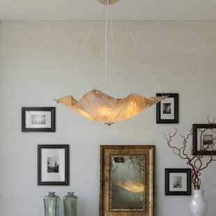 Orren Ellis Raggs 4-Light Bowl Pendant