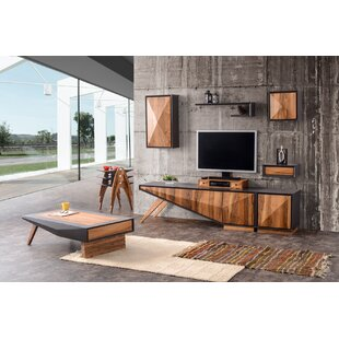 Best Dewoody Entertainment Center for TVs up to 60 by Brayden Studio Reviews (2019) & Buyer's Guide