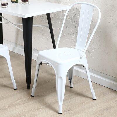 White Kitchen Chairs You\'ll Love   Wayfair