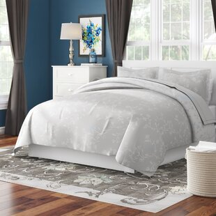Lockport Cotton Reversible Comforter Set