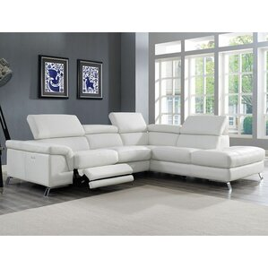 Oakfield Reclining Sectional by Wade Logan