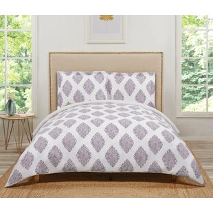 Trevon Soft Duvet Cover Set