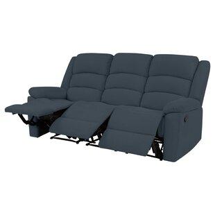Romanowski Reclining Sofa by Red Barrel Studio