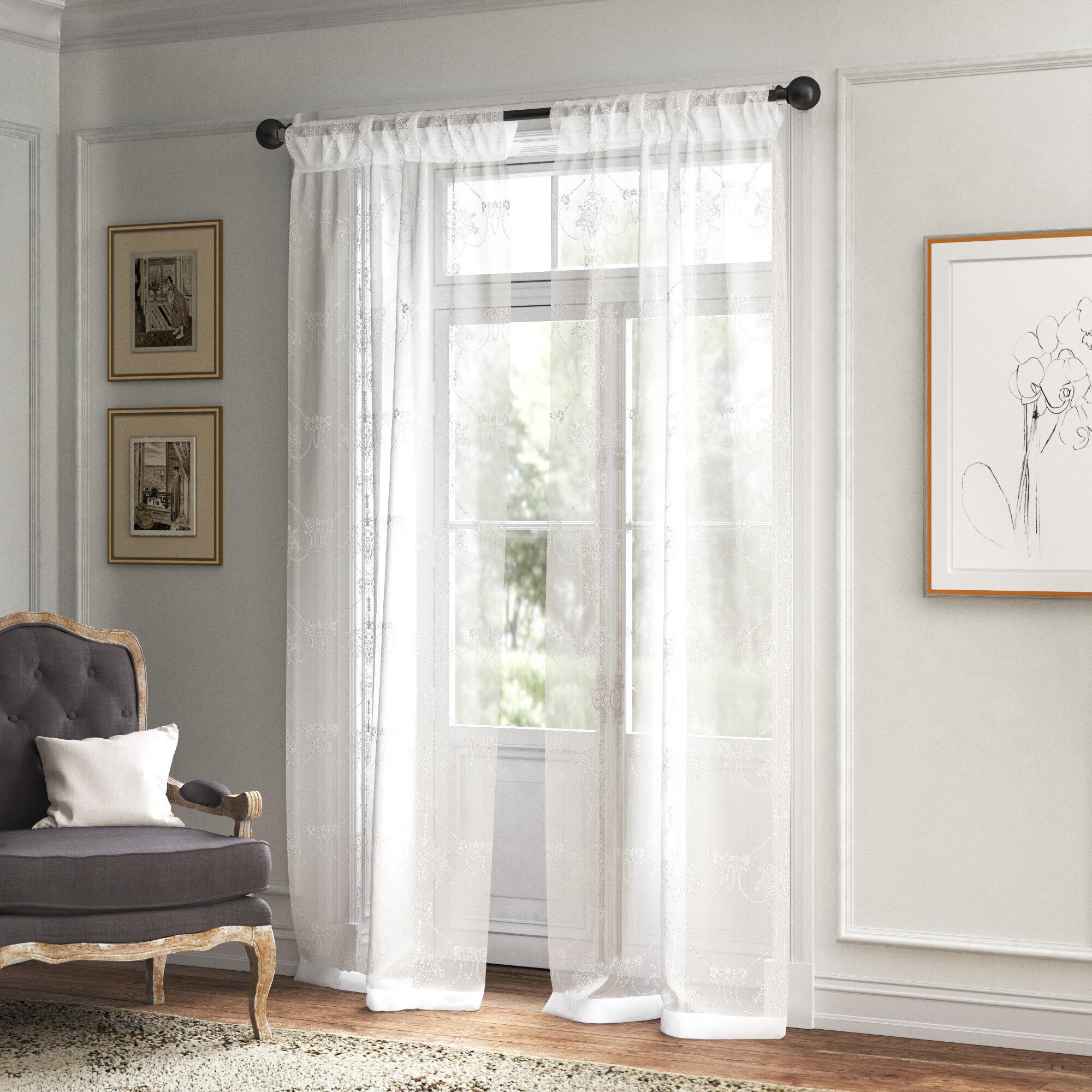 Window Treatments 101 Drapes Vs Curtains Wayfair