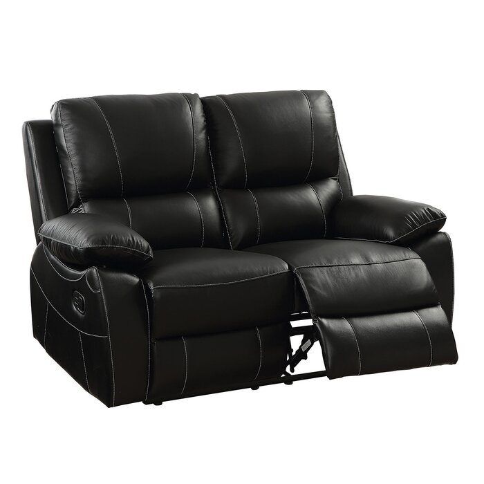 Stupendous Maine Contemporary Reclining Loveseat Pabps2019 Chair Design Images Pabps2019Com