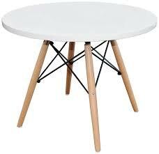 Compare & Buy Arnault Wood Base Kids Round Table ByMack & Milo