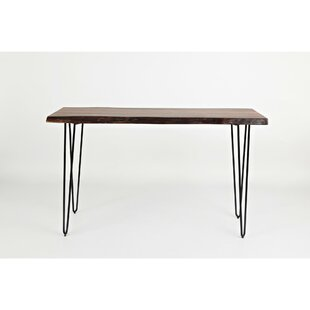 Aronson Wood And Metal Console Table