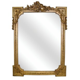 Hickory Manor House Musical Motif Wall Mirror