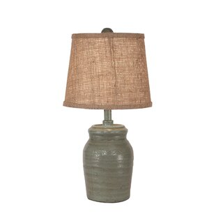 Haggins Jar 18 Table Lamp