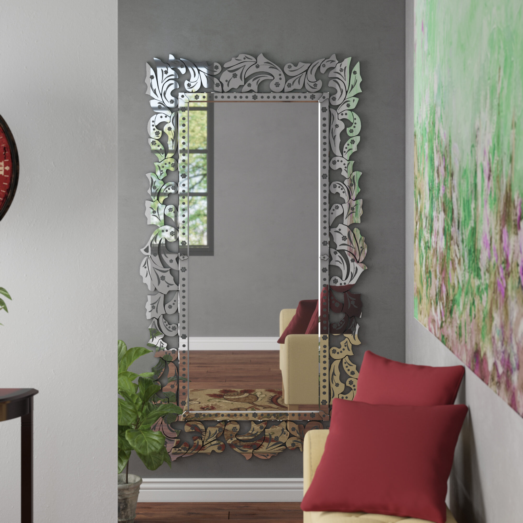 Dirleton Venetian Full Length Mirror