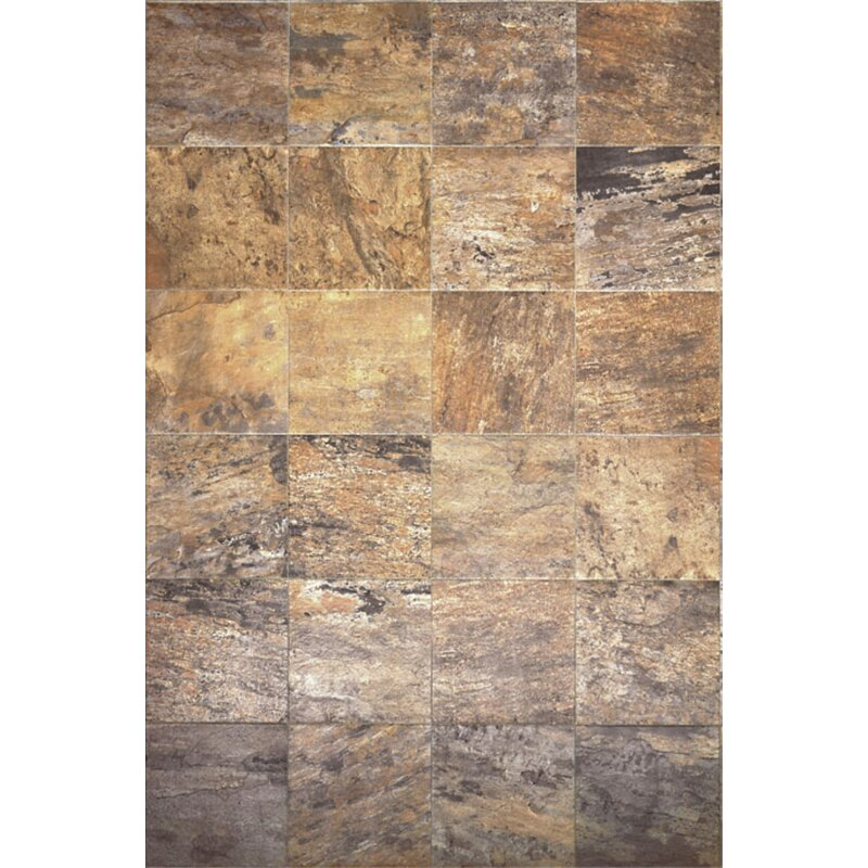Interceramic 13 X Ceramic Field Tile In Supremo Autumn Wayfair