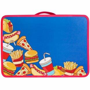Low priced Hargis Foodie 17'' W Lap Desk ByZoomie Kids