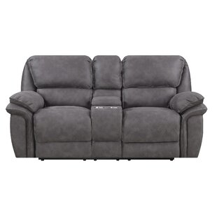 Darby Home Co Creel Reclining Loveseat