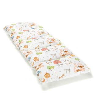 Faucett Coconut Fibre Mattress By Zoomie Kids