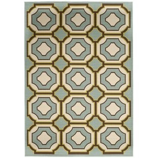 Hampton Green/Beige Indoor/Outdoor Area Rug