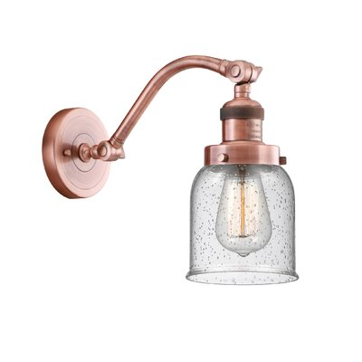 Longshore Tideslongshore Tides Conan 1 Light Dimmable Armed Sconce X114175322 Finish Polished Chrome Bulb Type Incandescent Dailymail