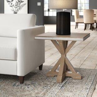 Shoshoni End Table by Greyleigh