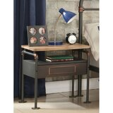 Herod 1 - Drawer Nightstand in Gray by Williston Forge
