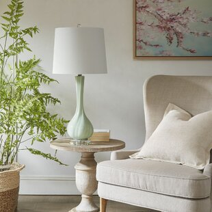 Affordable Darling 32.5 Table Lamp By Rosecliff Heights
