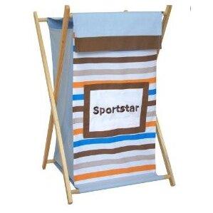 Mod Sports Laundry Hamper
