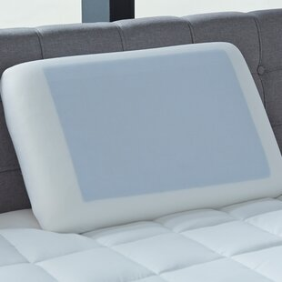 Cooling Memory Foam Standard Pillow
