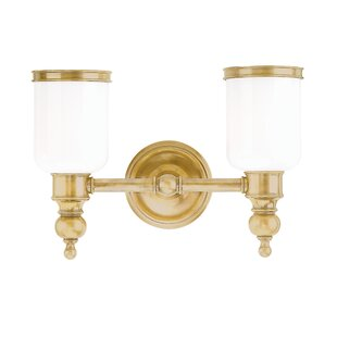 Darby Home Co Elma 2-Light Van..