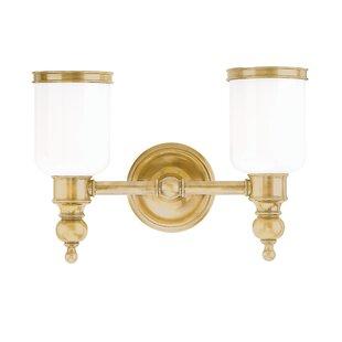 Darby Home Co Elma 2-Light Vanity Light