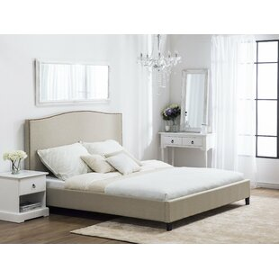 Poseyville European Double Upholstered Bed Frame By ClassicLiving