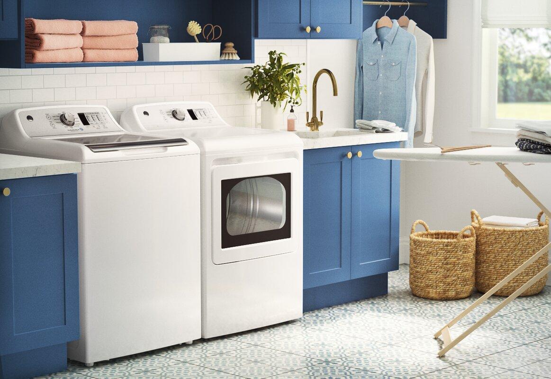 GE Appliances 4.6 cu. ft. Top Load Washer & Reviews | Wayfair