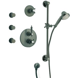 LaToscana Ornellaia Volume Thermostatic Valve Shower System