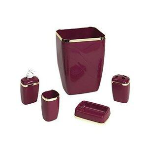 bath ensemble bathroom accessory set