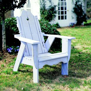 Nantucket Wood Adirondack Chair by Uwharrie Chair New Design