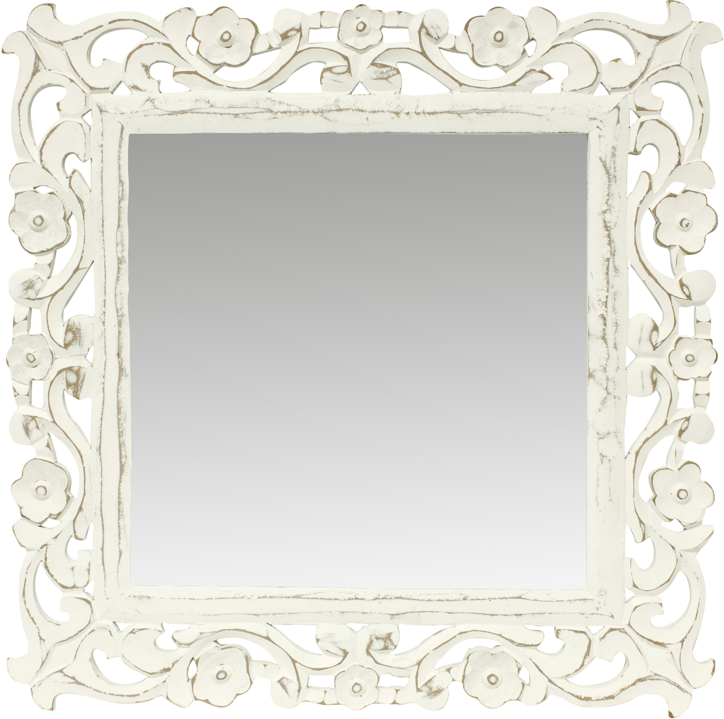 Fetco home decor wayfair heppner mirror jeuxipadfo Gallery