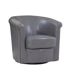 Pinehill Swivel Barrel Chair