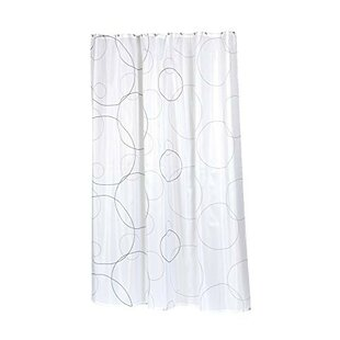 Depalma Stall Size Single Shower Curtain