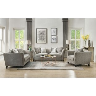 Arnette Configurable Living Room Set by Canora Grey