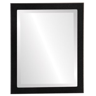 George Oliver Barden Framed Rectangle Accent Mirror