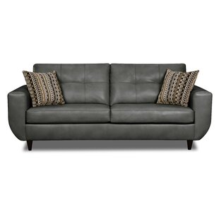 Simmons Upholstery Quarterman Sofa by Latitude Run
