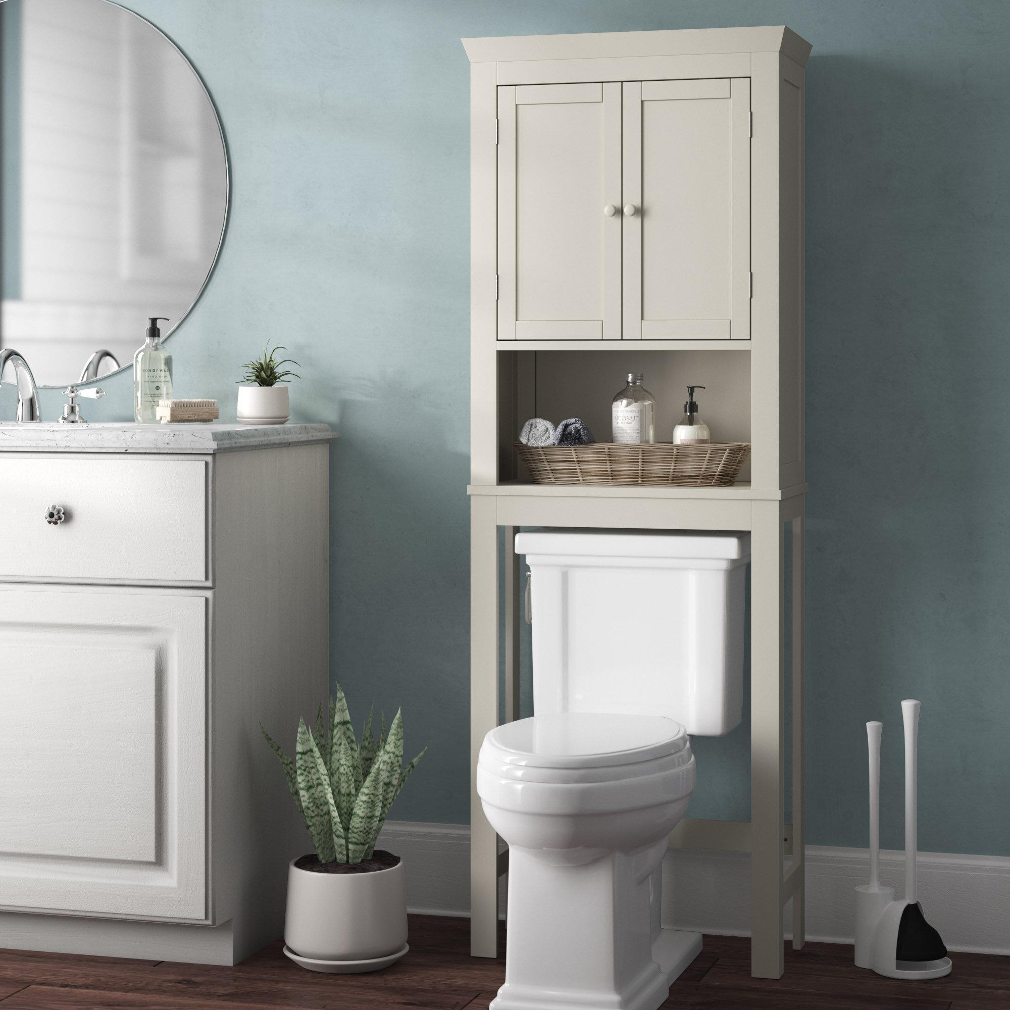 Three Posts Chorley Bathroom Space Saver 23 6 W X 66 75 H Over