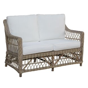 Seaside Loveseat by Panama Jack Sunroom