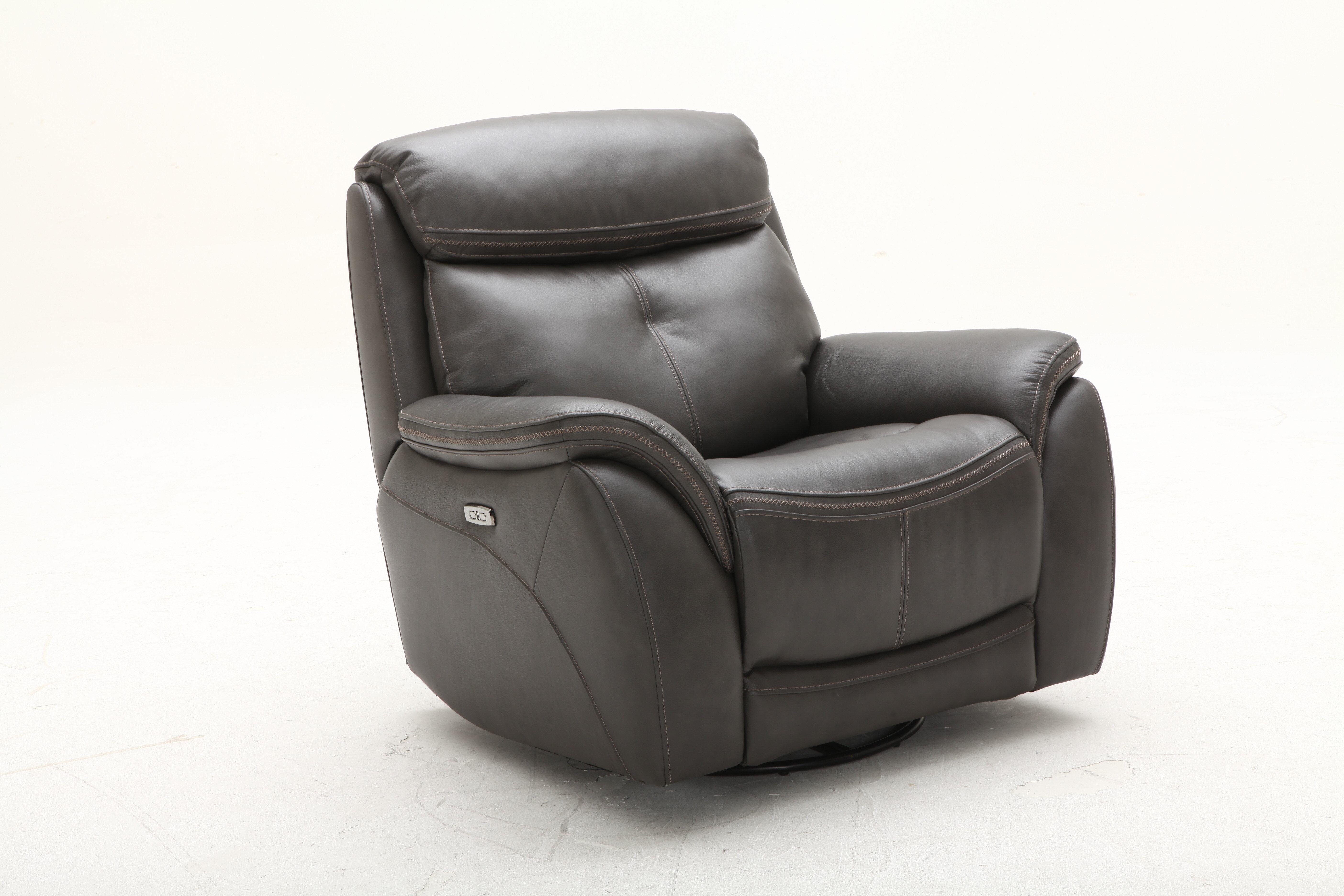 Terrific Homerun Swivel Headrest Power Glider Recliner Alphanode Cool Chair Designs And Ideas Alphanodeonline