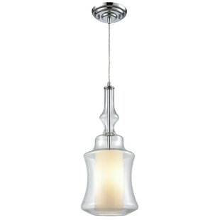 Brayden Studio Cabell 1-Light Novelty Pendant