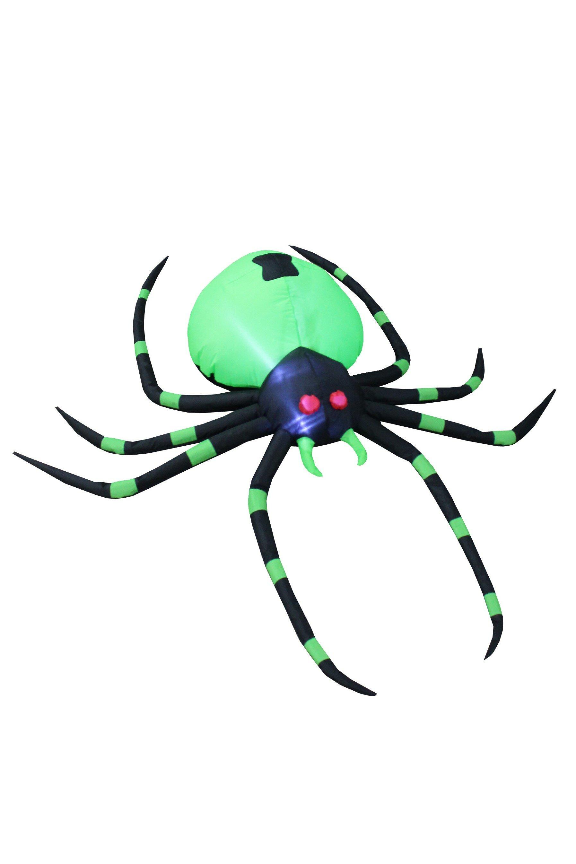 "Halloween 44/"" UL Halloween LED Spider Sculpture 44/"""