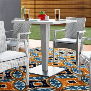 Jayne Wicker Dining Table