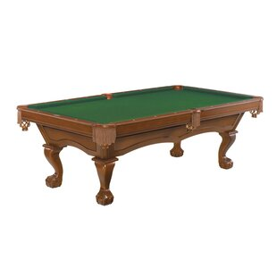 Top Reviews Broadmoor Billiards Package 8.2' Slate Pool Table By Brunswick Billiards